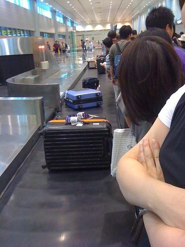 等行李,各種不同的行李