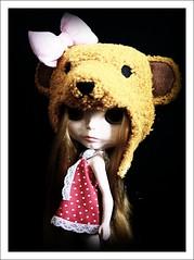 Bear Hat...