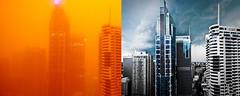 2 storms over Sydney (Highranger) Tags: storm skyscraper apartment image lumire sydney australia normanfoster bbc lumiere sydneyharbour mostviewed tallbuildings cityliving citybuildings floor44 sydneyapartment sydneystor