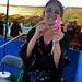 Candy Miyuki makes pink octupus