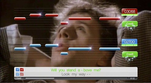SingStar - Simple Minds - Don't you forget about me