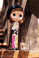Blythe Doll - EBL-8 Tea For Two 初版午茶