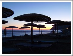 (Irene_M) Tags: sunset beach hellas greece lesvos  plomari   agiosisidoros
