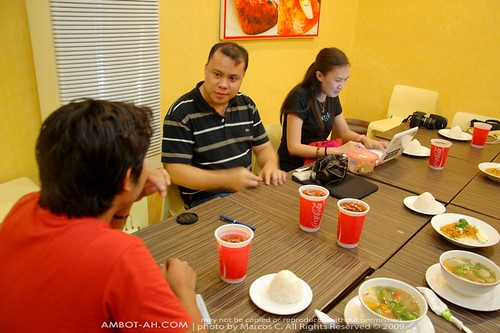 Iloilo Bloggers Meet up with Aileen Apolo, Janette Toral, and Jay de Jesus at Green Mango