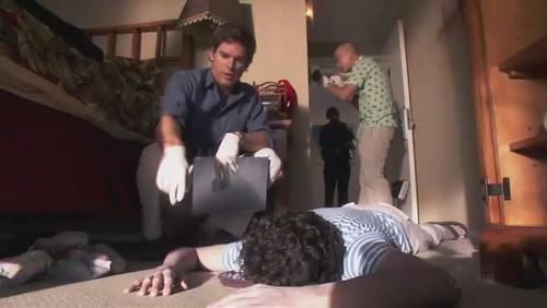 Dexter Turista morto