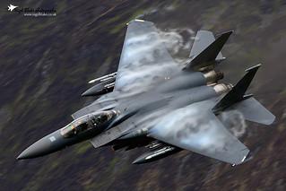 McDonnell Douglas Boeing F15E Strike Eagle 01-2000