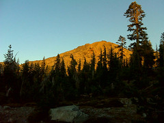 Black Butte (Baltimore Town, California, United States) Photo