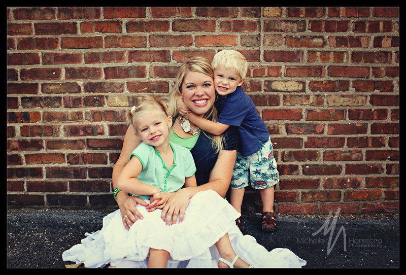 Katie & Kids 3 vintage blog