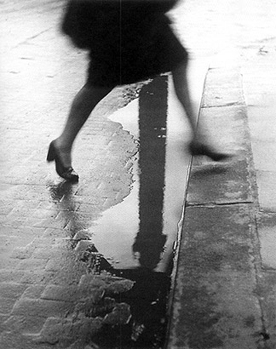 Willy Ronis. Place Vendome, Paris, 1947