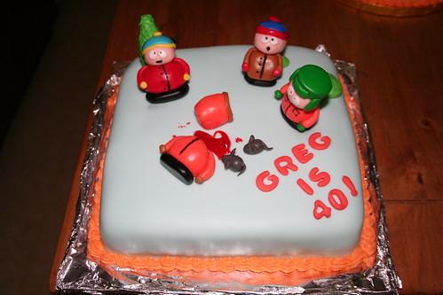 Greg's cake