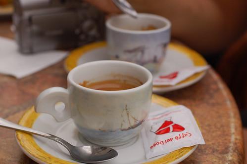 Coffee in Bratislava