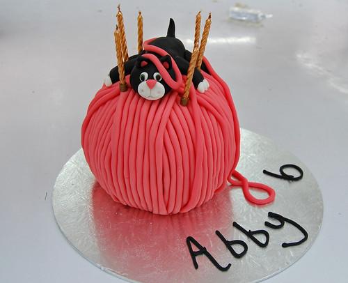 Cute Cat Cake Beautiful Birthday Cakes