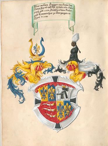 009-Das Ehrenbuch der Fugger 1545-1548-©Bayerische Staatsbibliothek