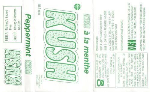 Kush - Peppermind