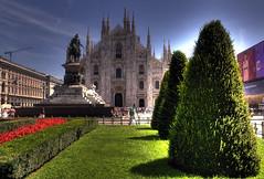 Milano (socrates197577) Tags: nikon searchthebest milano 1001nights hdr città photomatix bej
