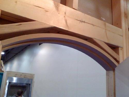 Sunbelt Builders Show- Arch Door Jamb