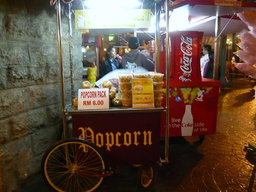 P1020297 Popcorn Stall , Genting Highlands