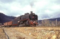 SO17-4371  Jamna  17.02.95 (w. + h. brutzer) Tags: analog train nikon eisenbahn railway zug trains ukraine steam locomotive dampflok lokomotive ukraina uz eisenbahnen so jamna dampfloks webru