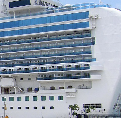 Crown Princess ® Deck Plan - Deck Plans : Princess Cruises