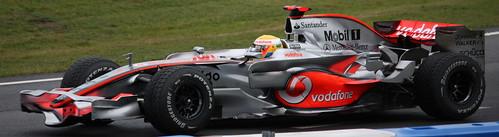 Lewis Hamilton Detail