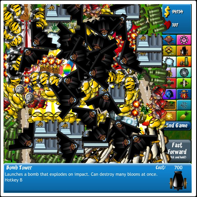 Bloons Tower Defence 4 discussion on Kongregate page 7