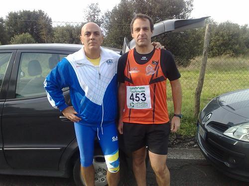 Ecomaratonina di Castelporziano 2009