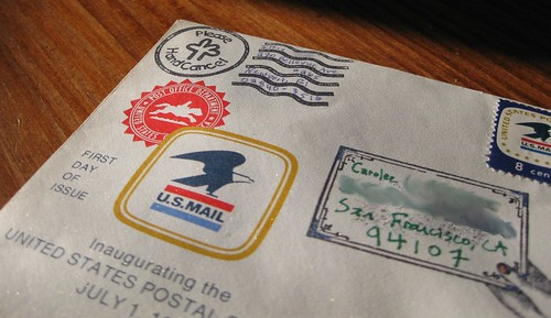 Post office logos