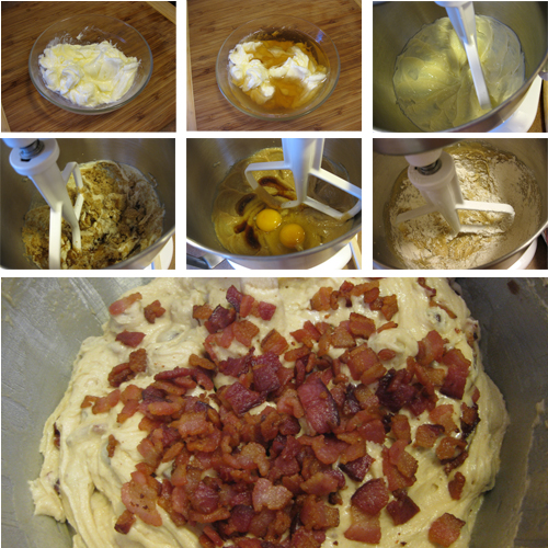 Bacon Cookie How To