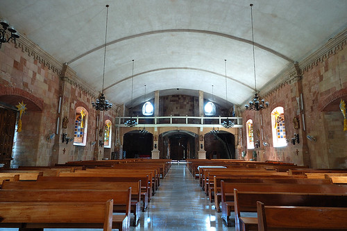 Miag-ao Church interior