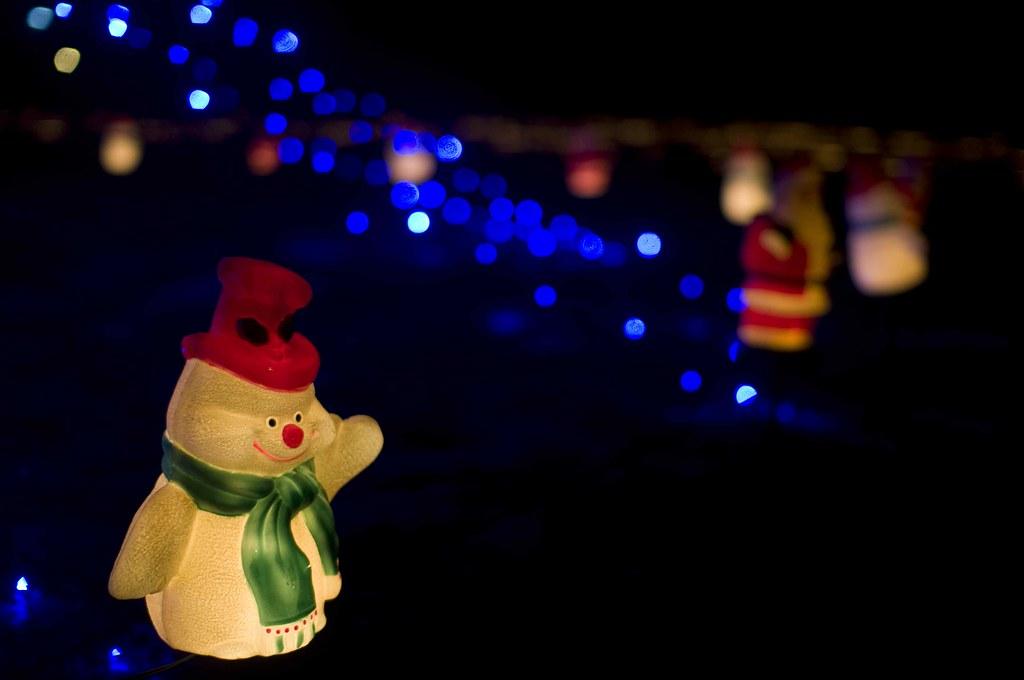 雪だるま / Snowman