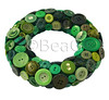 Button Wreath (Knopenkrans) (Made by BeaG) Tags: christmas green circle design holidays groen belgium recycled handmade buttons unique belgië wreath round recycle krans homedecor reuse cirkel reclaim christmaswreath rond repurpose knopen doordecoration homedecoration beag vintagebuttons doordecor knoopjes indiedesigner buttonart recycleren buttonwreath indieartist recycledbuttons designedandmadebybeag ontworpenengemaaktdoorbeag craftingwithbuttons knutselenmetknopen knopenhergebruiken vintageknopen knopenkrans hergebruiken designerwreath designerwreaths