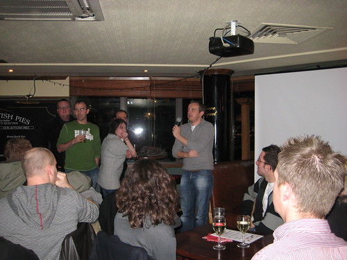 London Blogger Meetup Presentation