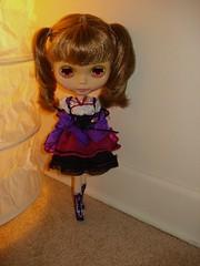 My cute Iris..........♥
