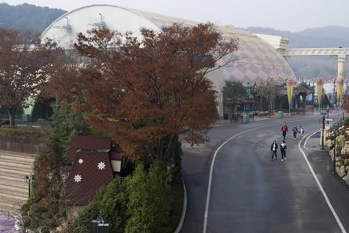 愛寶樂園 韓國之旅 Day1