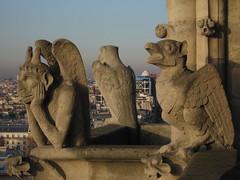 IMG_5871 (Silvan Mugliett) Tags: paris france architecture landscape cathedral gothic notredame gargoyle notredamedeparis parigi