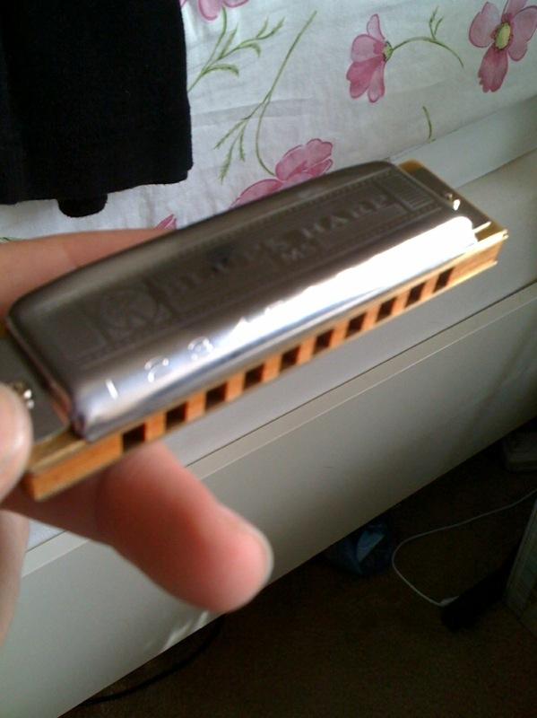 Blues Harp Front