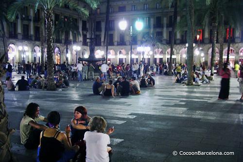 Barcelona Nocturna