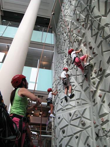 Via Ferrata n Rock Climbing Wall