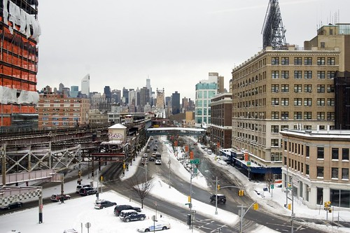 Queensboro Snow