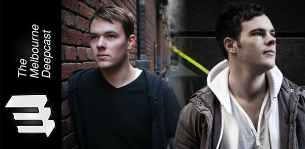 Melbourne Deepcast 009: Andy Hart & Myles Mac (Image hosted at FlickR)