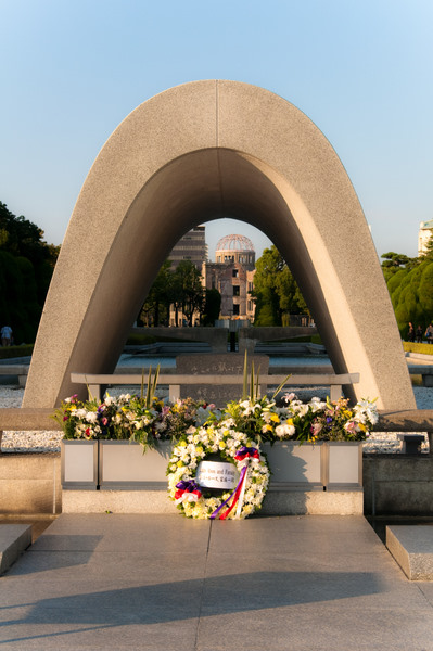 off the spork: Japan: Hiroshima - Peace Memorial Museum