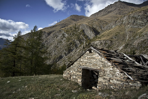 The Old Hut, Ponton Alp #5