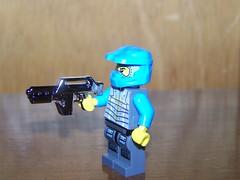 Pulse (The Skull Bandit) Tags: brick art apple movie for tv call arms lego duty ghost engine halo artsy will prototype microsoft amelia trans build cod nerf trade bionicle proto prototypes chapman protos mw2 brickarms mw1