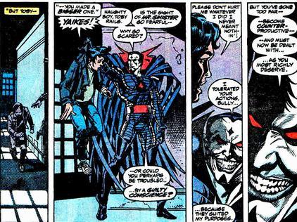 Classic X-Men 41 - Sinister