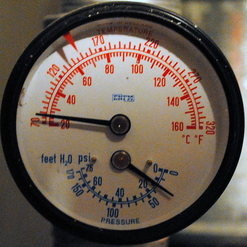 How To Diagnose A Dripping Water Heater Using A Pressure
