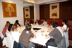 DSC_5134 (Fundación COSO) Tags: de trabajo josé con almuerzo garcía mª parreño