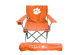 Clemson TailGate Folding Camping Chair
