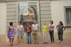 Salta com Dal a Figueres (Museus Dal) Tags: jump gala figueres dal portlligat salts halsman jumpbook pbol teatremuseudal