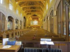 Church (daveandlyn1) Tags: church pews wooden archways portsunlight christchurch unitedreform thewirral merseyside sx30 powershot canon bridgecamera interior