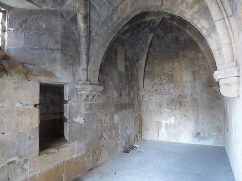 Bellapais Abbey, upper sacristy